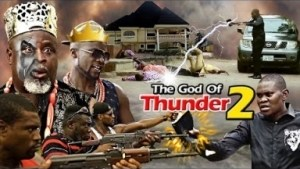 The God Of Thunder 2 (Don Brymo) - 2019